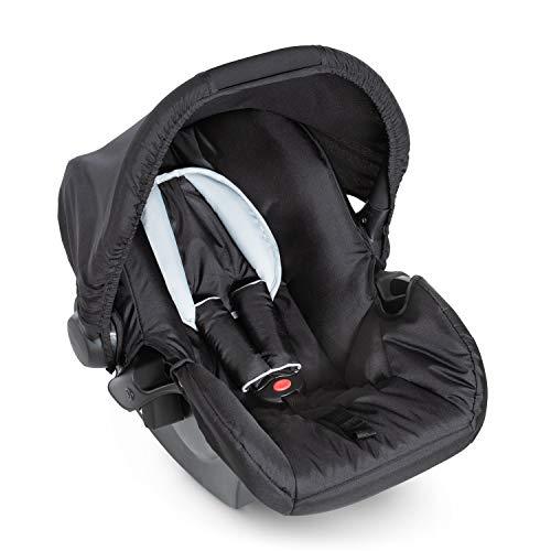 Hauck Zero Plus Babyschale, 0 +, ECE Gruppen 0 ab Geburt bis 13 kg nutzbar, leicht, Seitenaufprallschutz,...
