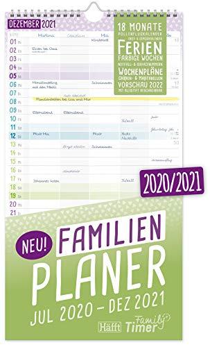 Familien Planer 2021