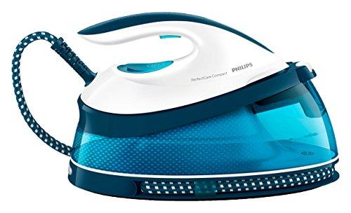 Philips Dampfbügelstation PerfectCare Compact GC7803/20 (2400W, 1,5L) keine Ersatzkartuschen, keine...