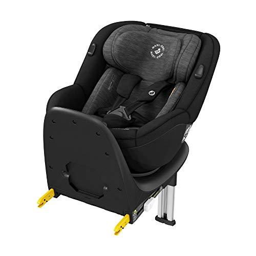 Maxi-Cosi Mica, 360° drehbarer i-Size Kindersitz inkl. ISOFIX Basis, Gruppe 0/1 Autositz (bis ca. 105 cm / 18...