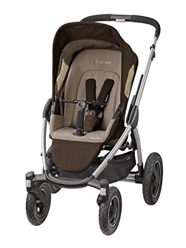 Maxi-Cosi Mura 4 Plus Kombi-Kinderwagen, Grau (concrete grey)