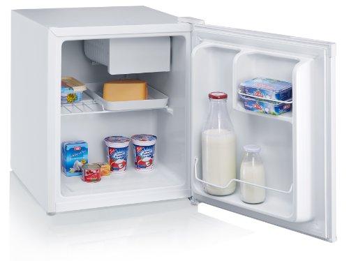 SEVERIN Mini-Kühlschrank, 42 L, Energieeffizienzklasse A+, KS 9827, weiß