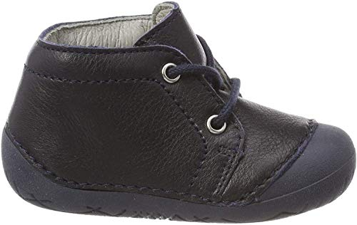 Richter Kinderschuhe Richie, Baby Jungen Sneaker, Blau (Atlantic 7200), 21 EU (4.5 UK)
