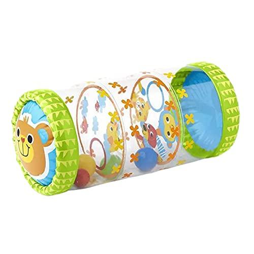 D.ragon Baby Krabbelrolle Multifunktional Weich Gefüllt Rollkissen Für Babys Fitness Spielzeug Sützkissen...