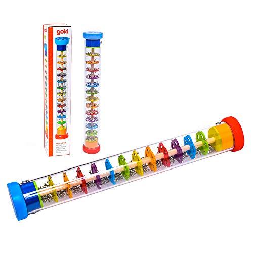 goki 61947 Regenstab Spielzeug, 34 cm