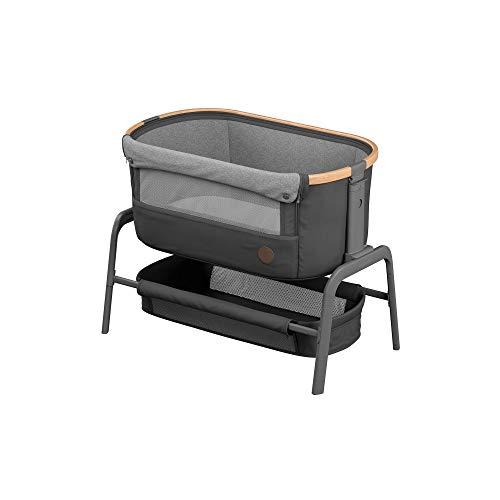Maxi-Cosi Iora Beistellbett, hochwertiges, höhenverstellbares Babybett, nutzbar ab der Geburt bis max. 9 kg,...