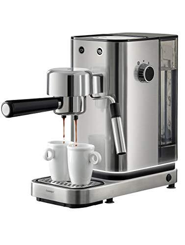 Kaffeemaschine mit Milchtank 15 bar Druck Siebträger  1350W Espressomaschine