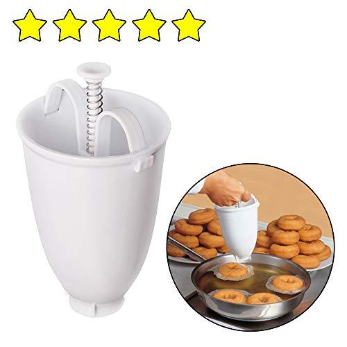 AMhomely 2019 Donut Machen Werkzeug/DIY Backwerkzeug - Neu!Kunststoff Donut Maker Maschine Schimmel DIY Tool...