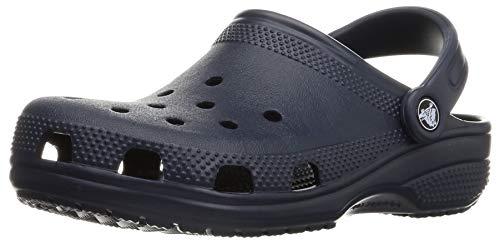 Crocs Unisex Kinder Classic K Clogs, Navy, 32/33 EU