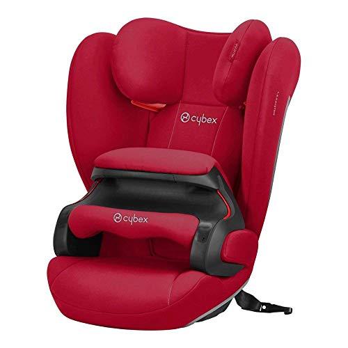 CYBEX Silver Kinder-Autositz Pallas B-Fix, Für Autos mit und ohne ISOFIX, Gruppe 1/2/3 (9-36 kg), Ab ca. 9...