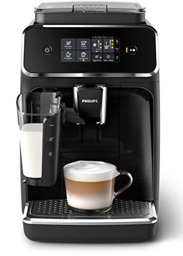 Philips 2200 Serie EP2231/40 Kaffeevollautomat, 3 Kaffeespezialitäten (LatteGo Milchsystem)...