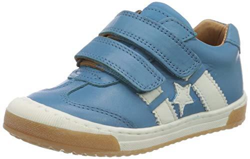 Bisgaard Jungen Johan Sneaker, Blau (Jeans 1702), 24 EU