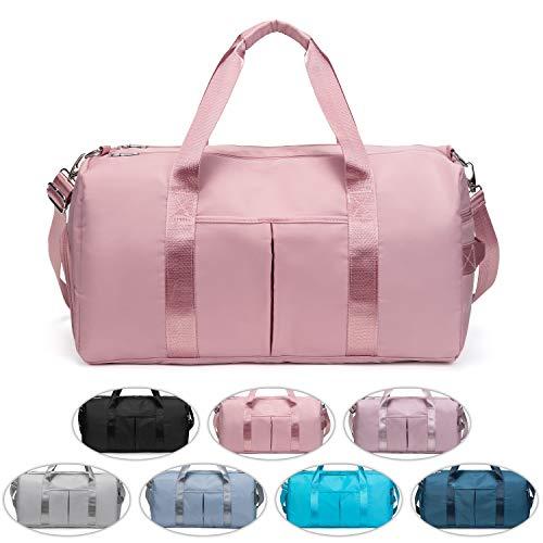 FEDUAN das Original, Sporttasche Reisetasche modisch wasserdicht mit Schuhfach Nassfach für Damen und Herren...
