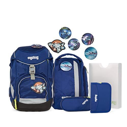 ERGOBAG OutBearspace Kinder-Rucksack, 35 cm, 20 Liter, Blue