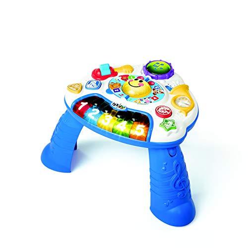 Baby Einstein, höhenverstellbarer Spieltisch mit inkludierter Gitarre, Trommel und Horn, spielt Musik und...
