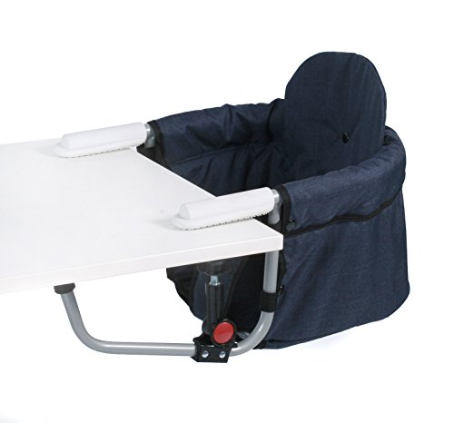 CHIC 4 BABY 350 52 Tischsitz Relax, Jeans navy, blau