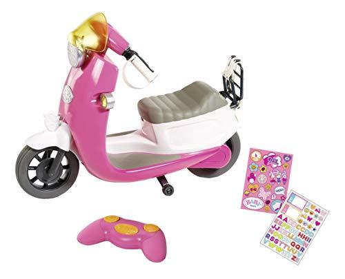 BABY Born 826133 City RC Roller für 43cm Puppe - Leicht für kleine Hände, kreatives Spiel fördert Empathie...
