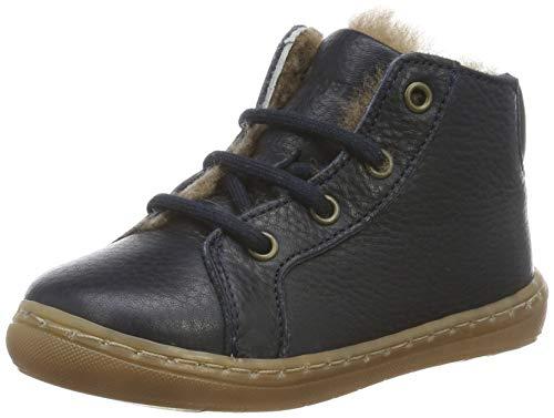 Bisgaard Unisex Baby Vibs Sneaker, Blau (Navy 600), 26 EU