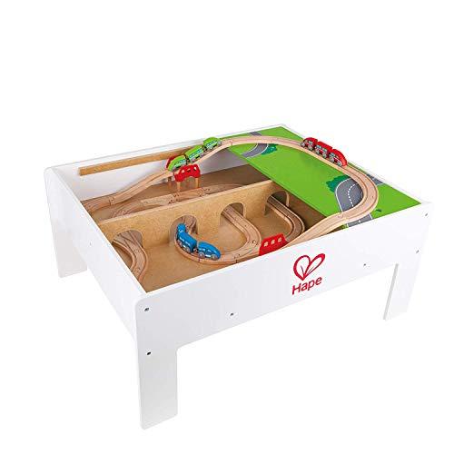 Hape E3714 Railway Spielzeug-Spiel-und Aufbewahrungstisch