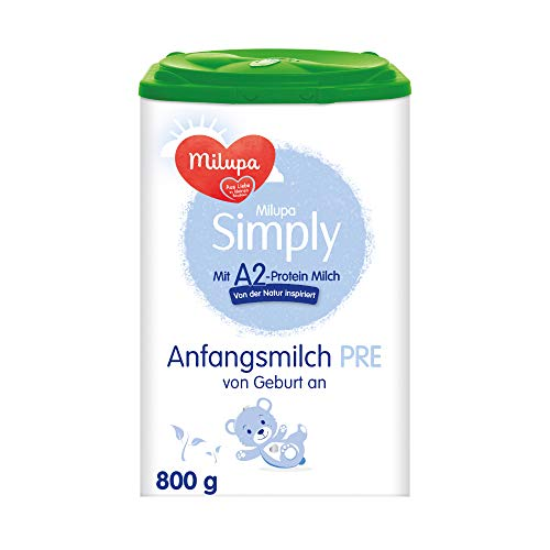 Milupa Simply Anfangsmilch PRE, 800 gramm