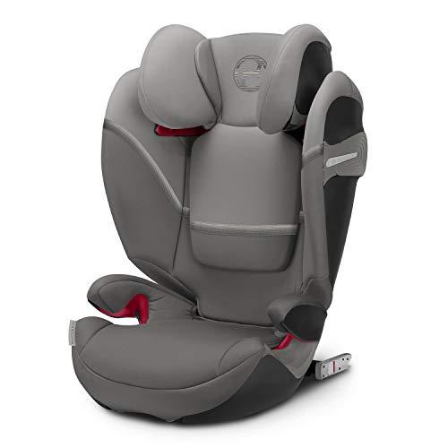 CYBEX Gold Kinder-Autositz Solution S-Fix, Für Autos mit und ohne ISOFIX, Gruppe 2/3 (15-36 kg), Ab ca. 3 bis...