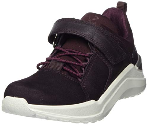 Ecco Mädchen INTERVENE Sneaker, Violett (Fig/Fig/Fig 51504), 29 EU