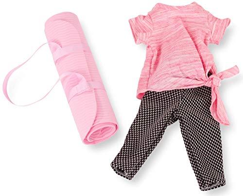 Götz 3403156 Kombination Very Sports - Puppenbekleidung Gr. XL - 4-teiliges Bekleidungs- und Zubehörset für...