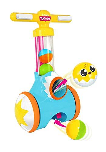 TOMY E71161 Lernspiel für Kinder 'Pic'nPop', Hochwertiges Kleinkindspielzeug, Für Draußen und Drinnen mit...