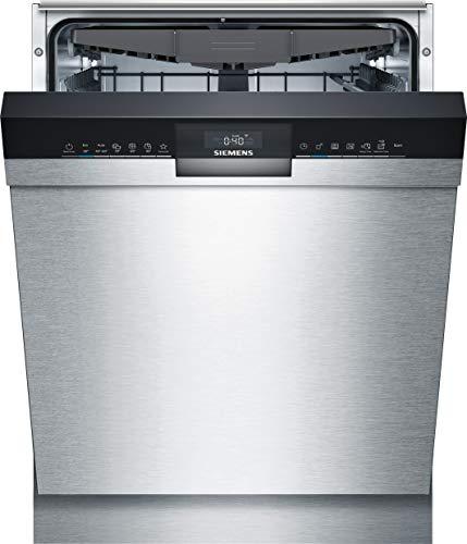 Siemens SN43HS60CE iQ300 Unterbau-Geschirrspüler / D / 85 kWh / 14 MGD / Smart Home kompatibel via Home...