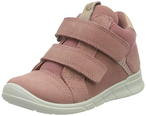 ECCO Baby Mädchen First First Walker Shoe Sneaker, Pink, 25 EU