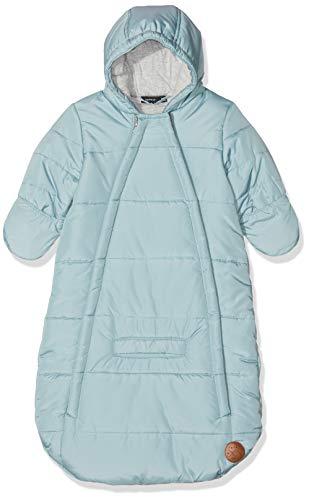 NAME IT Baby-Jungen NBMMILE Suit Schneeanzug, Blau (Arona Arona), 62/68 (Herstellergröße: 62-68)
