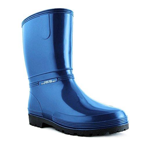 demar. Gummistiefel Regenstiefel RAINNY (39/40, dunkelblau)