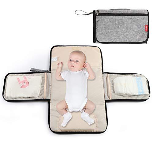 Baby Wickelunterlagen für Unterwegs, Tragbare Wickelunterlage, Baby Wickelunterlage, Faltbare...