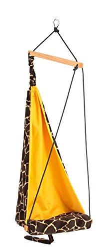 AMAZONAS Tierisch Cooler Kinder Hängesessel Hang Mini Giraffe 3-8 Jahre bis 60 kg