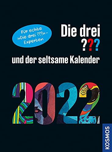 Die drei ??? und der seltsame Kalender 2022
