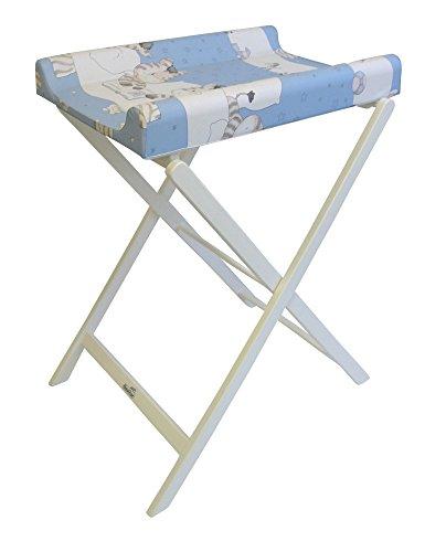 Geuther Kindermöbel 4817WE Wand-Wickelregal Trixi, weiß