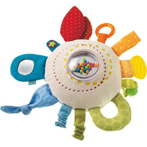 HABA 301670 Spielkissen Regenbogenspaß