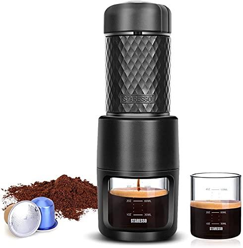 Staresso tragbare Espressomaschine