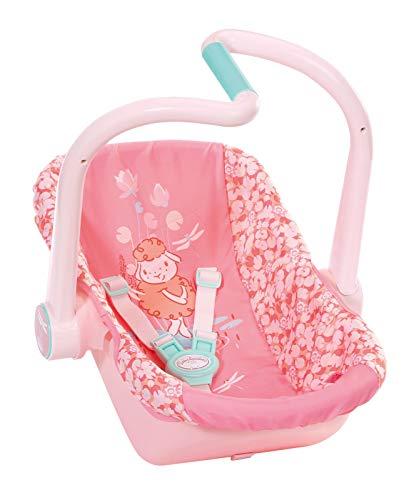 Baby Annabell Active Comfort Seat für 43cm Puppe - 2-in-1 Funktion - Einfach für Kleine Hände, kreatives...