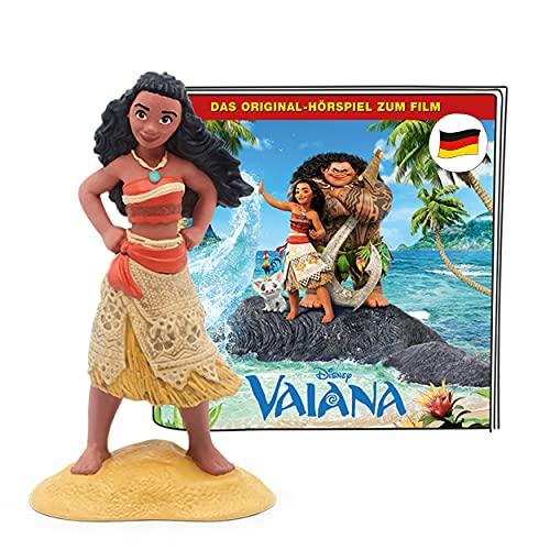 tonies Hörfiguren für Toniebox, Disney – Vaiana, Original Hörspiel zum Film, für Kinder ab 4 Jahren,...