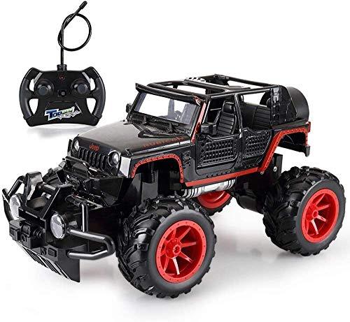 ZJZ RC Offroad Auto, 4WD Funkgesteuertes Auto 2,4 GHz Elektronisches Sportbuggy RC Fahrzeug, für Kinder...