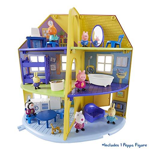 Peppa Wutz 06384Peppa's Family Home Spielset