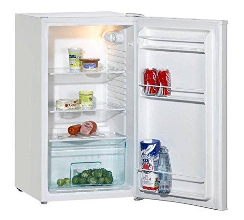 Amica VKS 15694 W - Vollraum-Kühlschrank (ST, 41 dB, A+), weiß, 83 L