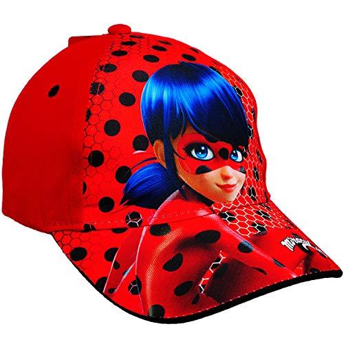 alles-meine.de GmbH Basecap - Miraculous - Ladybug und Cat Noir - Größe 3 bis 12 Jahre - universal &...