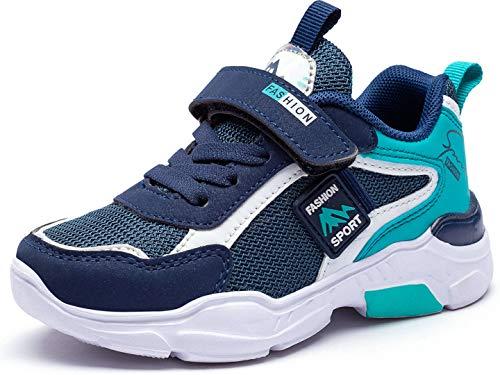 Mitudidi Kinder Schuhe Jungen 36 Turnschuhe Junge Sneaker Mädchen Sportschuhe Schuhe Kinder Laufschuhe...