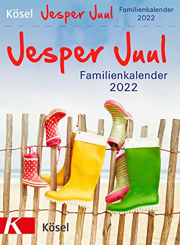 Familienkalender 2022: Abreißkalender von Jesper Juul