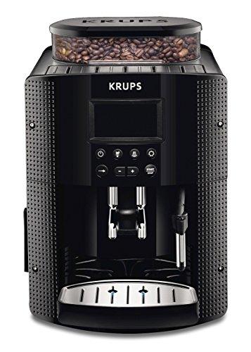 Krups EA8150 Kaffeevollautomat Essential Espresso | 1450 Watt | 1,7 Liter Wassertank | 15 bar | LCD-Display |...