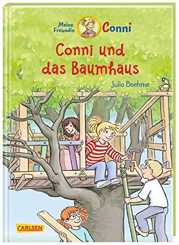 Conni-Erzählbände 35: Conni und das Baumhaus: Ein Kinderbuch ab 7 Jahren für Leseanfänger*innen mit vielen...