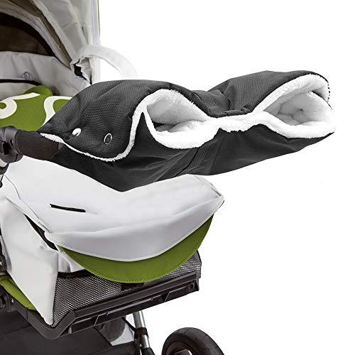 Eyscoco Handwärmer Kinderwagen,Handwärmer Handschuhe Handmuff für Kinderwagen Buggy Kinderwagenmuff mit...