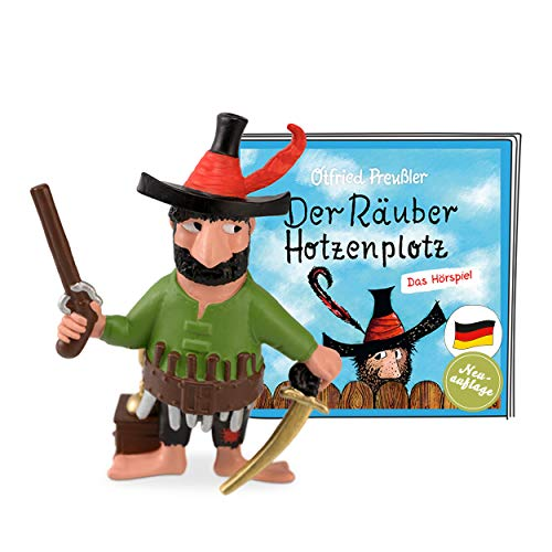 tonies Hörfigur für Toniebox, Räuber Hotzenplotz – Der Räuber Hotzenplotz, Hörspiel für Kinder ab 5...